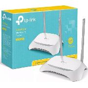 Roteador Wireless 300mbps Wi-Fi TL-WR 849n Tp-link