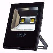 Refletor 100w Holofote LED Branco Frio Bivolt IP65