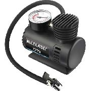 Mini Compressor De Ar Automotivo 12v Multilaser 250 Psi 12v
