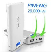 Bateria Portátil Power Bank 20000mah PN-999 Pineng