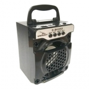 Aparelho Receptor De Radiodifusão D-bh1050 Grasep