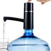 Bomba de Água Elétrica Recarregavel para garrafão de agua (20L) - MTC-001