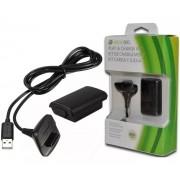 Cabo Carregador com Bateria para Xbox 360 98000mAh