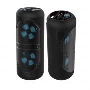 Caixa de som bluetooth 5.0 com led  Rádio Fm 1000 w speaker joy Oex Game sk-416