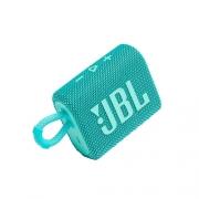 Caixa de Som Bluetooth JBL GO 3 Teal