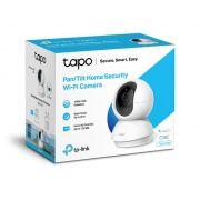 Câmera  Wi-Fi C200 1080p SD de até 128GB bivolt 110V/220V Tapo - TP-Link