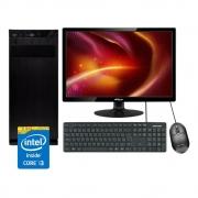 Computador Completo Intel i3 - 4Gb Ram - Monitor 17,1''