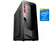 Computador Intel Core i3 2100 - 4GB DDR3 - SSD 120GB - 230W