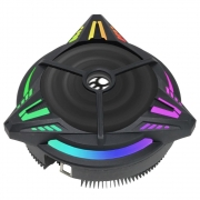 Cooler Gamer Bluecase (AMD / Intel) - LED RGB - Universal - BCG-07UARGB