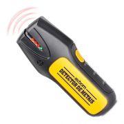 Detector De Metais 3 Em 1 Digital Com Sensor De Sonda Alarme