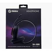 Fone Gamer Headset Para PS4 - Xbox One  - Celular - Notebook - Shinka SH-566