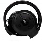 Fone Headset Bluetooth com Microfone Integrado e Entrada Para Cartão Micro Sd Oex Spin Hs308