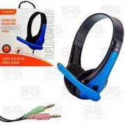 Fone Headset Gamer para PC Ecooda EC55