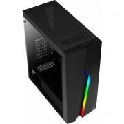 Gabinete Gamer Bolt 13 Modos RGB Acrilíco - Aerocool