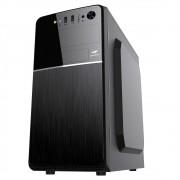 Gabinete Micro-ATX MT-24VBK com Fonte 200W - C3Plus