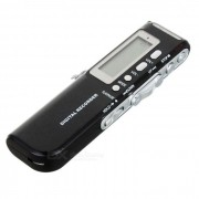 Gravador De Voz Lcd Mp3 Player Digital Voice Recorder Ic Recorder