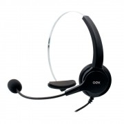 Fone Headset HS-101 com Microfone e Conector RJ11 - Oex