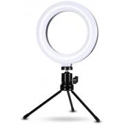 Iluminador de led Ring ligth 20cm bm-l02 bmax
