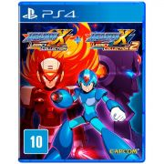 Mega Man X Legacy Collection 1 + 2 - Playstation 4