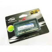 Memoria Ram  para Notebook Team elite 4GB Ddr3 1600Mhz 1.35V Team Group