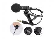 Microfone de Lapela Profissional LT-61 P3 - Lotus
