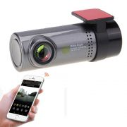 Mini Câmera Veicular Filmadora HD Com Wi-Fi