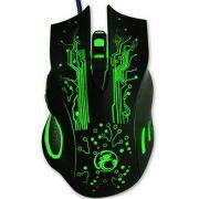 Mouse Gamer 2400dpi 6 Botões X9 Estone Preto