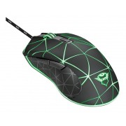 mouse gamer 4000 dpi  com usb 2.0 t22988 trust locx gaming mouse gxt133