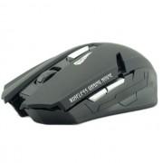 Mouse Gamer Alta precisão Sem Fio 2.4 G 1600 Dpi 3200 Frame Rate Estone E-1700