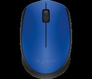 Mouse Óptico Wireless M170 Sem Fio Azul - Logitech