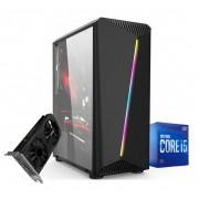 Pc Gamer i5 10400F - Gtx 1650 4gb - 8gb Ram - SSD 240Gb - 500W