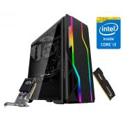 PC Gamer Intel i3 2100 - GT 1030 2Gb - 8Gb Ram - SSD 120gb
