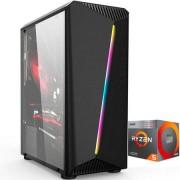 Pc Gamer Ryzen 5 3400g - 16GB RAM - SSD 240GB - Radeon Vega 11