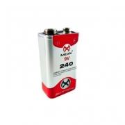 Bateria Recarregável 9v 240mah Mox Alta qualidade