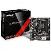 Placa Mãe A320M-HD DDR4 - ASRock