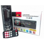 Som Automotivo Mp3 Player Usb Sd Mmc Fm Auxiliar Hw-26248
