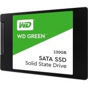 Sata SSD 120GB - WD Green