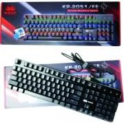 Teclado Gamer Mecânico KP-2051/FE - Knup