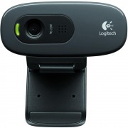 Webcam HD 720p USB C270 - Logitech
