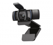 Webcam Logitech 1080p FullHD - C920s HD Pro - USB - Com Microfone Stereo