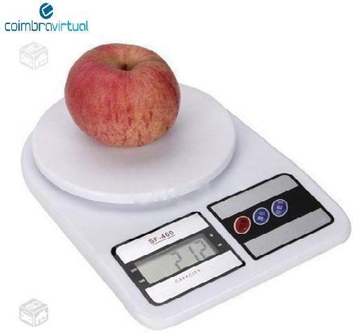 Balança Digital De Cozinha Até 10kg Alta Precisão  Sf-400