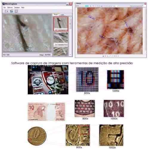 Microscópio Digital Usb 1000x Profissional