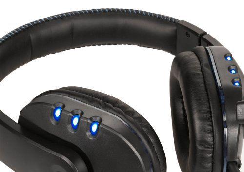 Headset Gamer Fone Com Microfone Led Fr-215 Feir