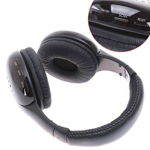 Fone Headset KP-323 sem Fio - Knup