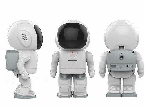 Câmera Espiã Robô - Wi-fi - Camera Ip