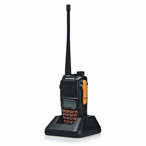 Radio Comunicador Ht Dual Band Com Fone Uv-6r Baofeng