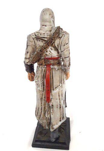 Estatueta Assassin's Creed Em Resina Coleção Boneco Decorativo