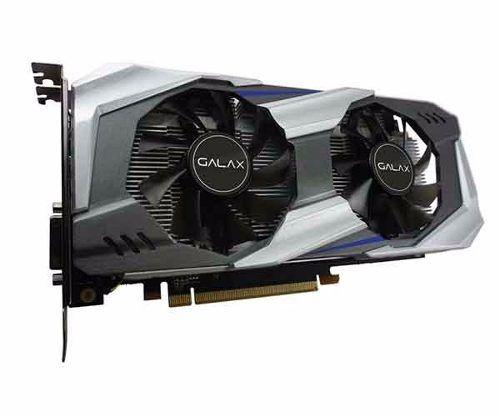 Placa de Vídeo Geforce Gtx 1060 6Gb Galax Entusiasta Nvidia