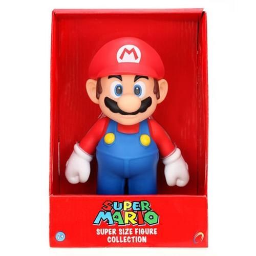 Boneco Super Mario Collection 23cm Box Mario