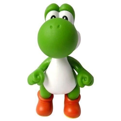 Boneco Yoshi Super Mário Nintendo Colecionável